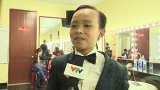 #Hồ Văn Cường với VTV Awards