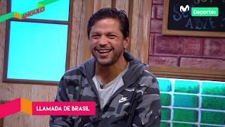 Al Ángulo: las anécdotas de Pedro García en la Copa América Brasil 2019