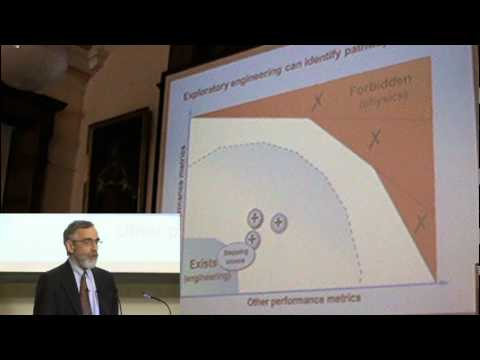 Eric Drexler: Physical Law and the Future of Nanotechnology