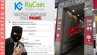 KuCoin Exchange Exit Scam ? Really ?