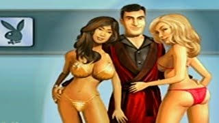 Playboy: The Mansion (PS2) - Time for a sexy party!