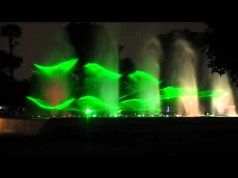Parque de la Reserva - (El Circuito Mágico del Agua) Lima - Peru