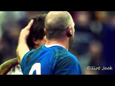 Rugby 6N 2007 Scotland 17-37 Italy (Highlights)