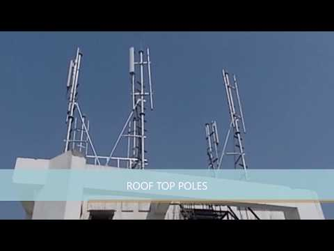 Types Of Tower In Telecommunication