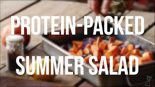 Protein-packed Summer Salad - The 60 Second Chef