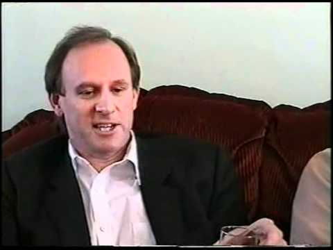 Peter Davidson (Doctor Who actor) Wine & Dine Interview 1998