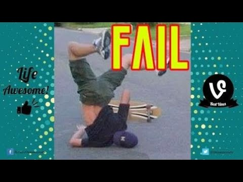 TRY NOT TO LAUGH or GRIN: Funny Fails Vines Compilation 2017 | Best Vines of April | Life Awesome
