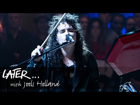 Georgia - Never Let You Go - Later... With Jools Holland - BBC Two