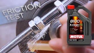 Motul 8100 X-Clean FE 5W30 Jak skutecznie olej chroni silnik?