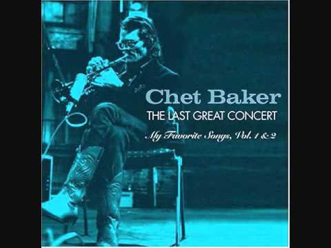 Look for the Silver Lining ('88/Live) - Chet Baker