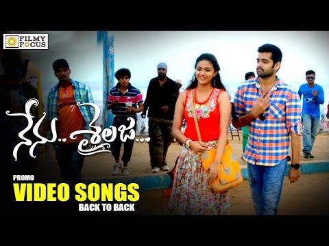 Nenu Sailaja Video Songs Promo || Back To Back || Ram, Keerthy Suresh