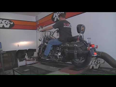 K&N Harley Davidson Softail, Dyna Wide, Fat Boy... from YouTube · Duration:  1 minutes 32 seconds