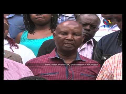 Jubiee primaries called off in Nakuru following complaints from aspirants