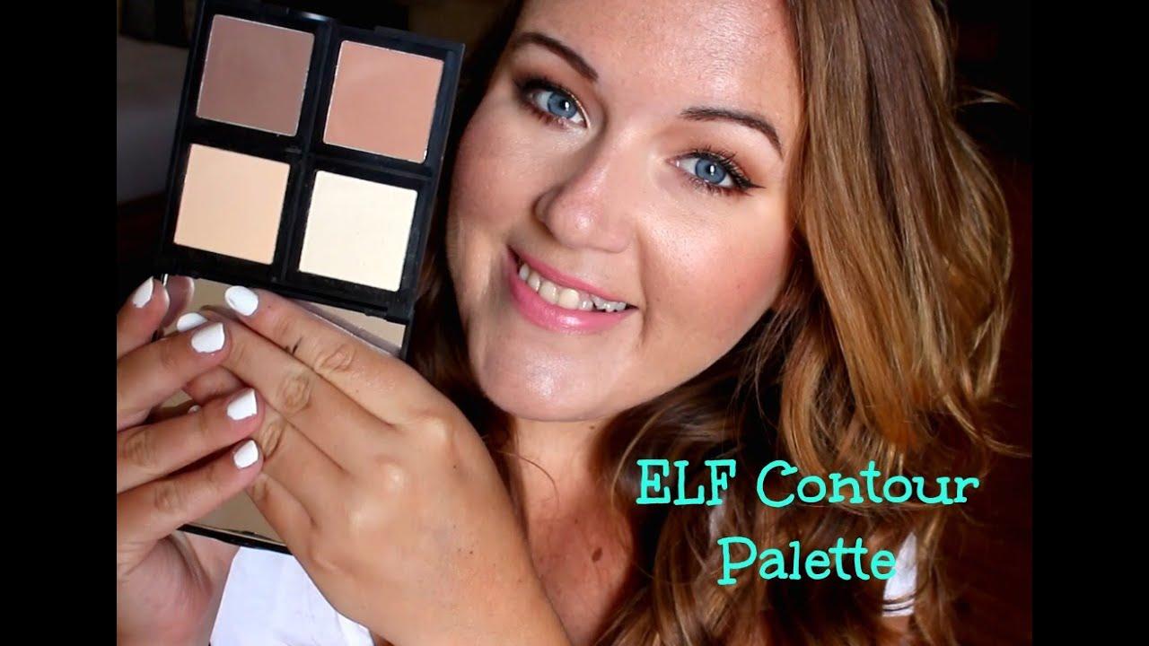 Elf contour palette review demo youtube elf contour palette review demo ccuart Choice Image