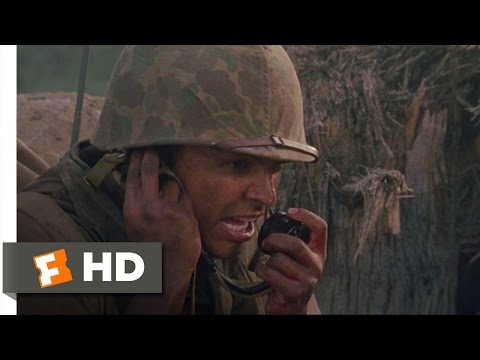 Windtalkers (6/10) Movie CLIP - Call in the Code (2002) HD