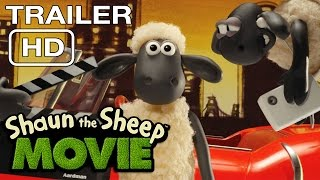Shaun the Sheep Teaser Trailer