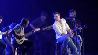 Scotty McCreery Slow Dancing in a Burning Room, Five More Minutes DeltaFest 04/15/16