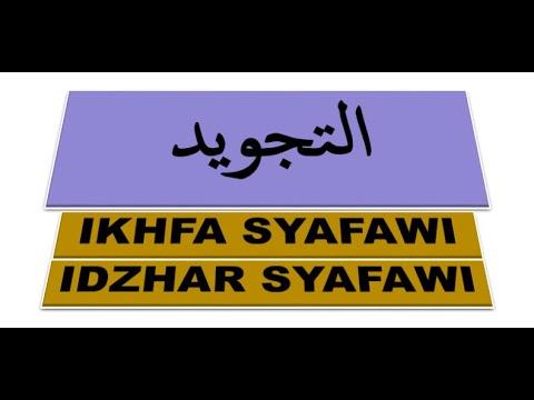 kaidah-tajwid-||-ikhfa-syafawi-||-idzhar-syafawi-||-fellyanz-febby