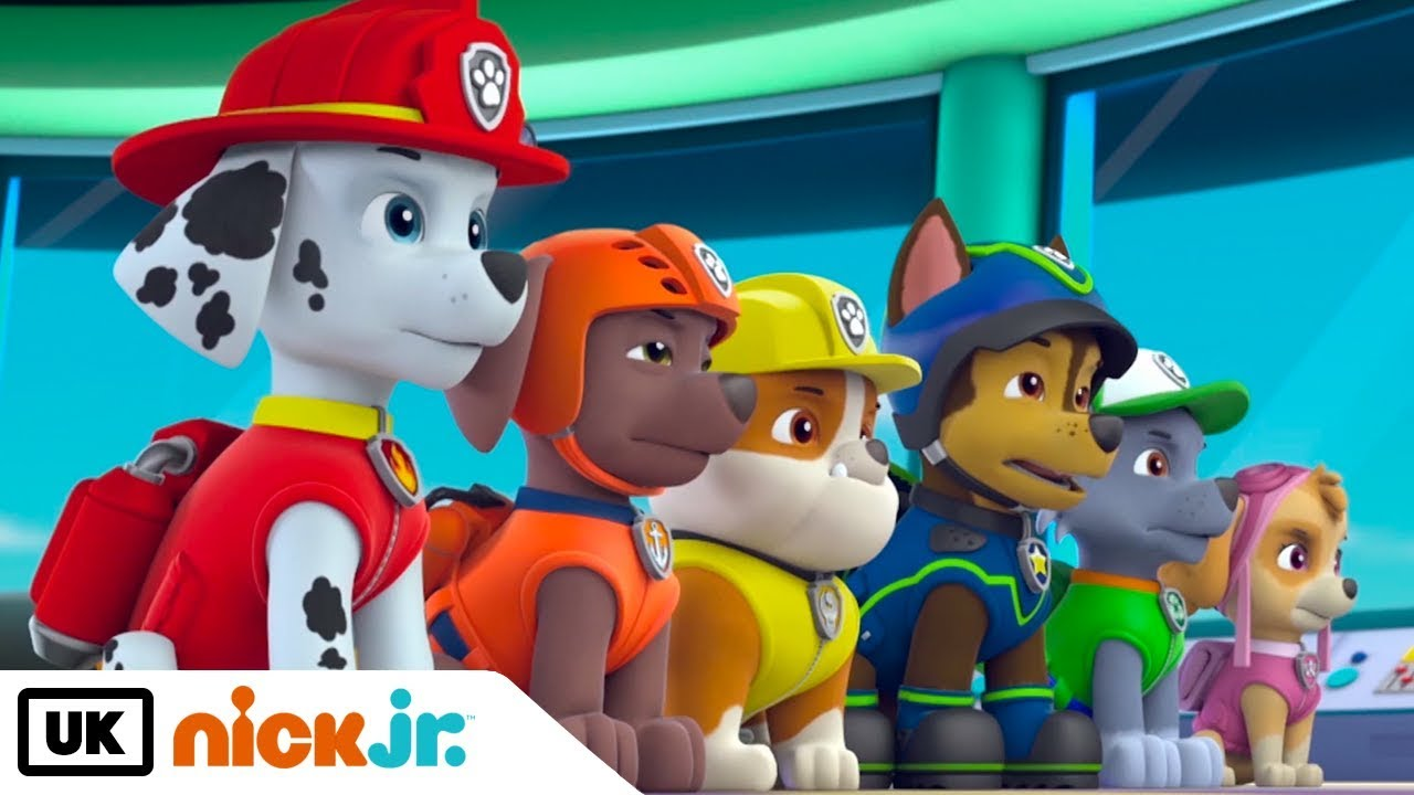 Let's Play and Learn - Free Online Games! | Nick Jr  UK
