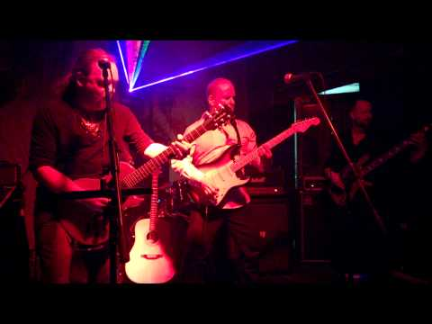 Antimatter 01 Paranova Live 27.10.14