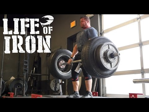 LIFE of IRON: Episode 2 Austin Haye