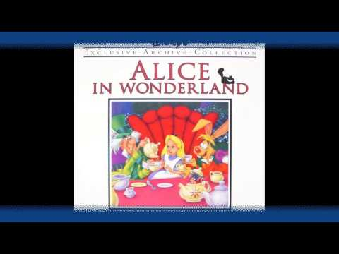 Alice In Wonderland - The Jabberwocky Song (Deleted Song)