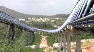 Dangote Overland Belt Conveyor and Trolley