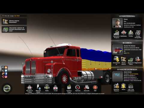 Euro Truck Simulator 2    Hacia Paraguay - Parte 3