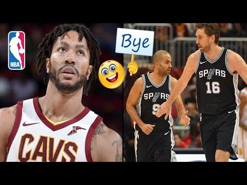 Top 15 NBA Players Who Will Be Jobless Next Season!