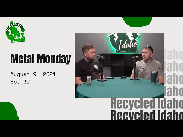 Metal Monday Episode #32 With Nick and Brett, August 9, 2021