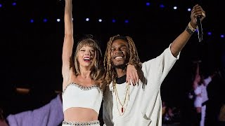 "Taylor Swift Raps ""Trap Queen"" with Fetty Wap & Brings Out Ciara, & Russell Wilson!"
