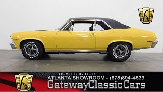 1971 Chevrolet Nova Gateway Classic Cars of Atlanta #758
