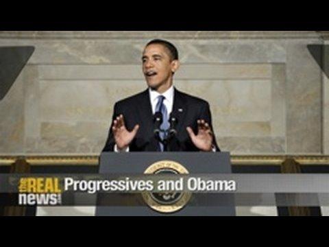 Progressives and Obama