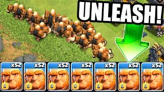 NEW ARMOUR UNLOCKED!....TIME TO LEVEL UP! - Clash Of Clans