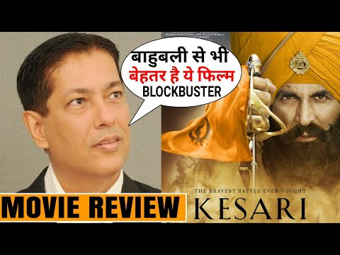 Kesari Movie Review by Taran Adarsh | Kesari Movie Review,Akshay Kumar,  Parineeti Chopra, Anurag S