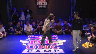 AYU vs AMI Semi Final_01 | B-GIRL 1ON1 BATTLE 2017.07.01 | Red Bull BC One Camp Japan 2017