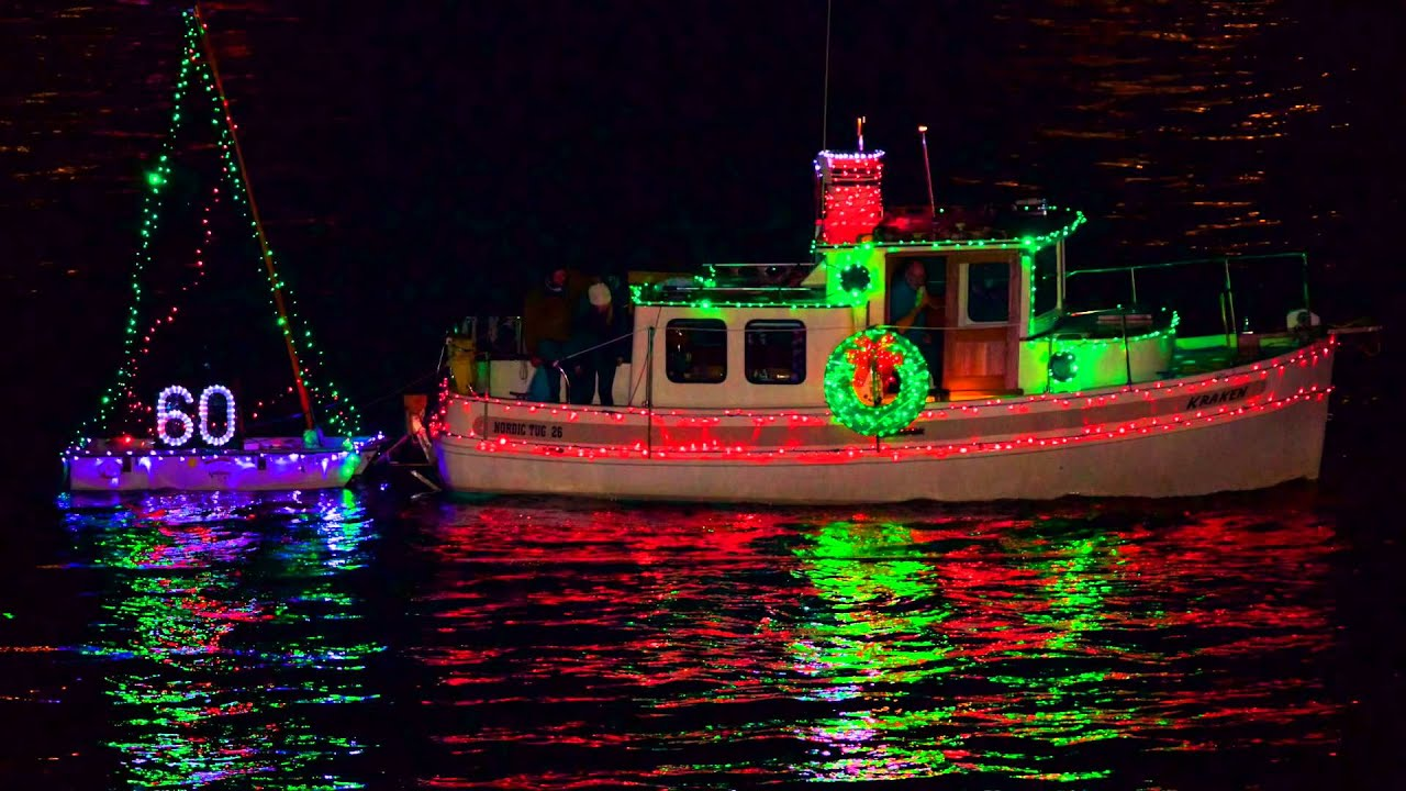 Christmas Boats Portland 2019.Christmas Ships Schedule Set For Columbia And Willamette