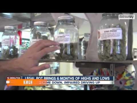 Washington State Prepares For First Legal Marijuana Sales