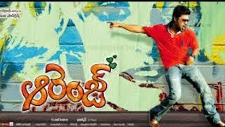 Ola olaala Ala song for Orange movie in MP3 player