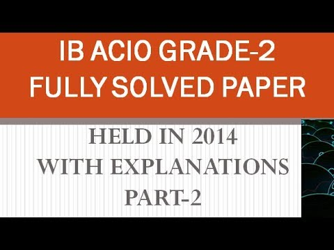 essay on intelligence bureau Get ib pa previous papers pdfs ib applicants download mha intelligence bureau model papers, ib pa syllabus & ib personal assistant sample papers mhanicin.