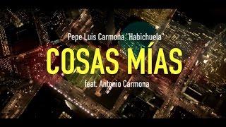 Cover images Pepe Luis Carmona [con Antonio Carmona] - Cosas mías (Videoclip oficial)