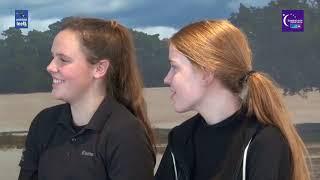 Interview door leerlingen Vechtdal College Ommen Samenloop voor Hoop 2019