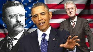 10 невероятных фактов о президентах США