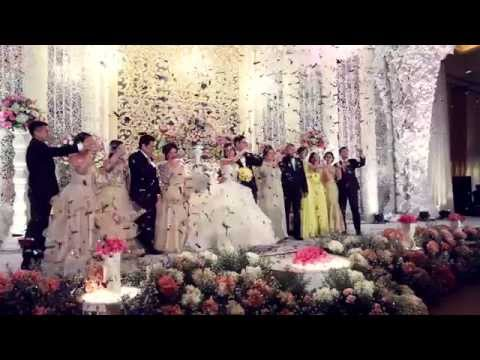 Perfect WO   Behind the scenes 'Bryant & Wenny' Wedding