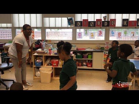 Mindfulness at Malcolm X Elementary School: Kindergarten