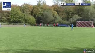 A-Junioren: 1:4 - Hassan Dybrill - FC Astoria Walldorf U19