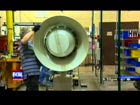 Federal Signal Sirens Featured on Fox News