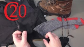 My 0 Degree Fahrenheit Winter Clothing System (-18C)