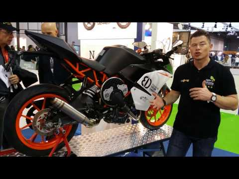 Eicma 2016 : Le stand innovation !