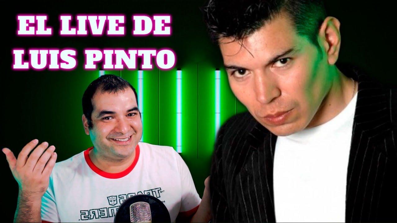 El Live de Luis Pinto